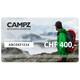 CAMPZ Geschenkgutschein CHF 400